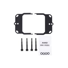 Alphacool Eissturm mount for AMD Ryzen S. AM4 incl. Mounting material