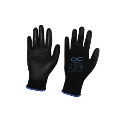 Alphacool Eistools modding gloves size L - Black