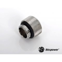 "Bitspower G1/4"" Silver Shining Multi-Link Adapter BP-WTP-C47"