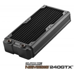 Black Ice Nemesis GTX 240 - Black
