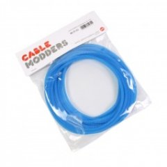 Cable Modders U-HD Retail Pack Braid Sleeving Aqua Blue - 2.5mm x 5m