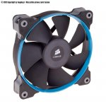 Corsair 120mm Air Series SP120 Quiet Edition High Static Pressure 1450rpm