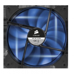 Corsair 140mm SP LED Series SP140 Blue LED 1440rpm Dual Pack