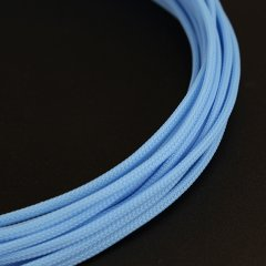E22 sleeve 4mm PET Teleios – Aqua (1m)