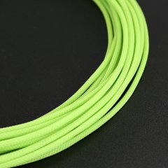 E22 sleeve 4mm PET Teleios – Green (1m)