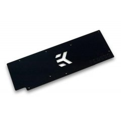 EK Water Blocks EK-FC6990 Backplate - Black