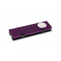 EK Water Blocks EK-M.2 NVMe Heatsink - Purple