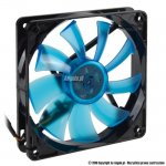 Gelid 120mm WING 12 Blue UV FN-FW12-15-A