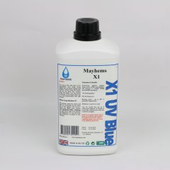 Mayhems Pre-Mix X1 UV Blue 1000ml