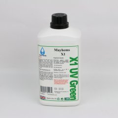 Mayhems Pre-Mix X1 UV Green 1000ml