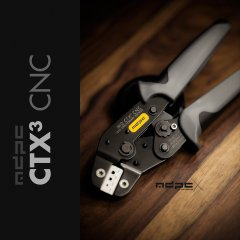 MDPC-X CRIMPING TOOL CTX3- 10th Anniversary Edition