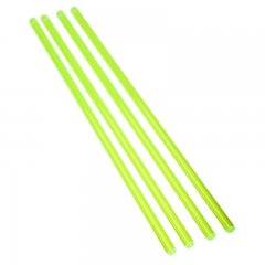 "Monsoon Hardline Acrylic Tube (ID 1/2"" OD 5/8"") 4x61cm - UV Green"
