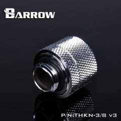 Barrow Compression Fitting 10/16 silver