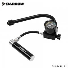 Barrow GJQM-01 System Leak Tester - 1.0 Bar Pressure Gauge