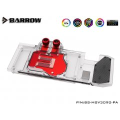 Barrow NVIDIA RTX 3080/3090, MSI VENTUS Aurora LRC 2.0 RGB Graphics Card Waterblock