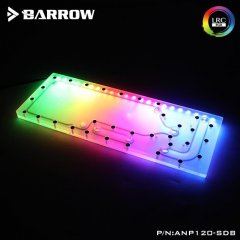 Barrow Waterway LRC 2.0 RGB Distribution Panel (Tray) For ANTEC P120 Case